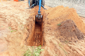 Drainage Solutions & Erosion Control