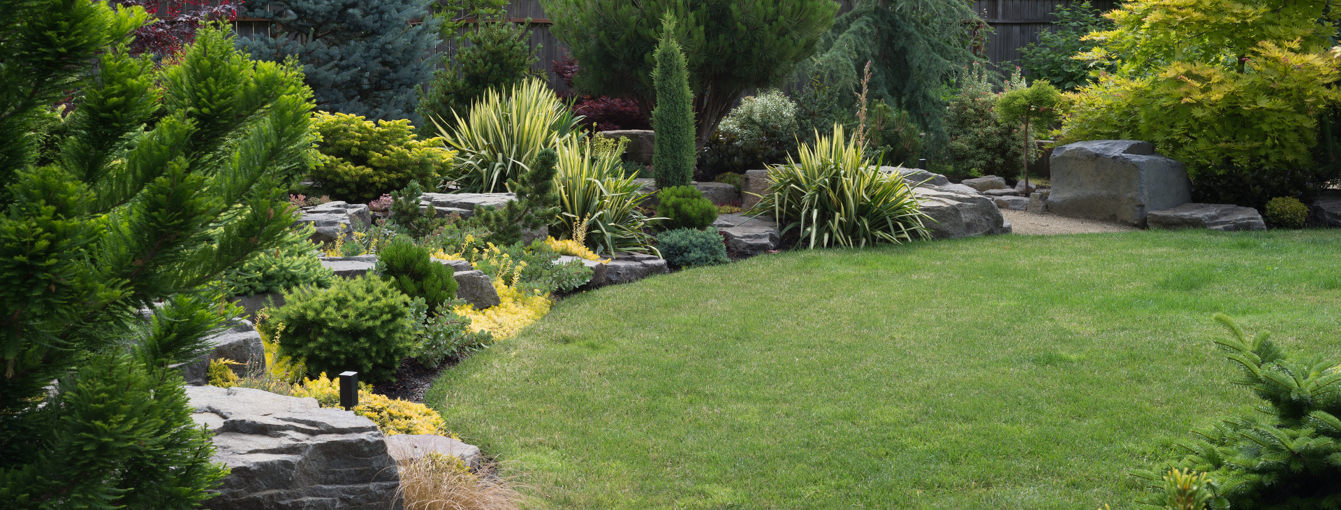 Providing landscaping<br />
